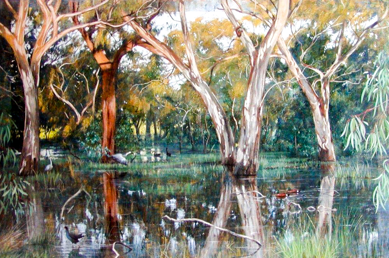 Philip Adams Oil Acrylic Philip Adams Artist